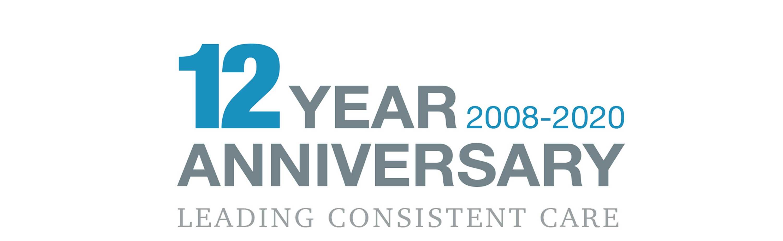 Surrey GP 12 Year Anniversary