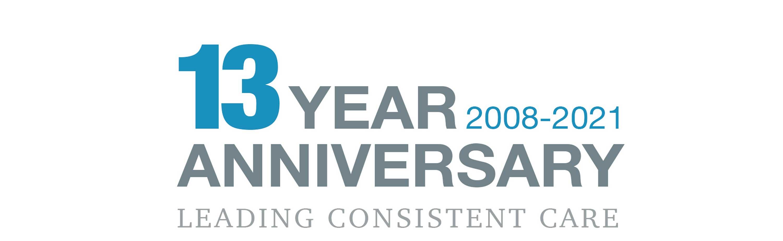 Surrey GP 13 Year Anniversary