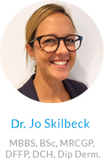 Dr. Jo Skilbeck at Surrey GP