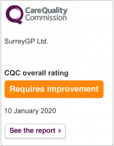 CQC Report