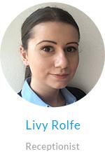 Livy Rolfe at SurreyGP